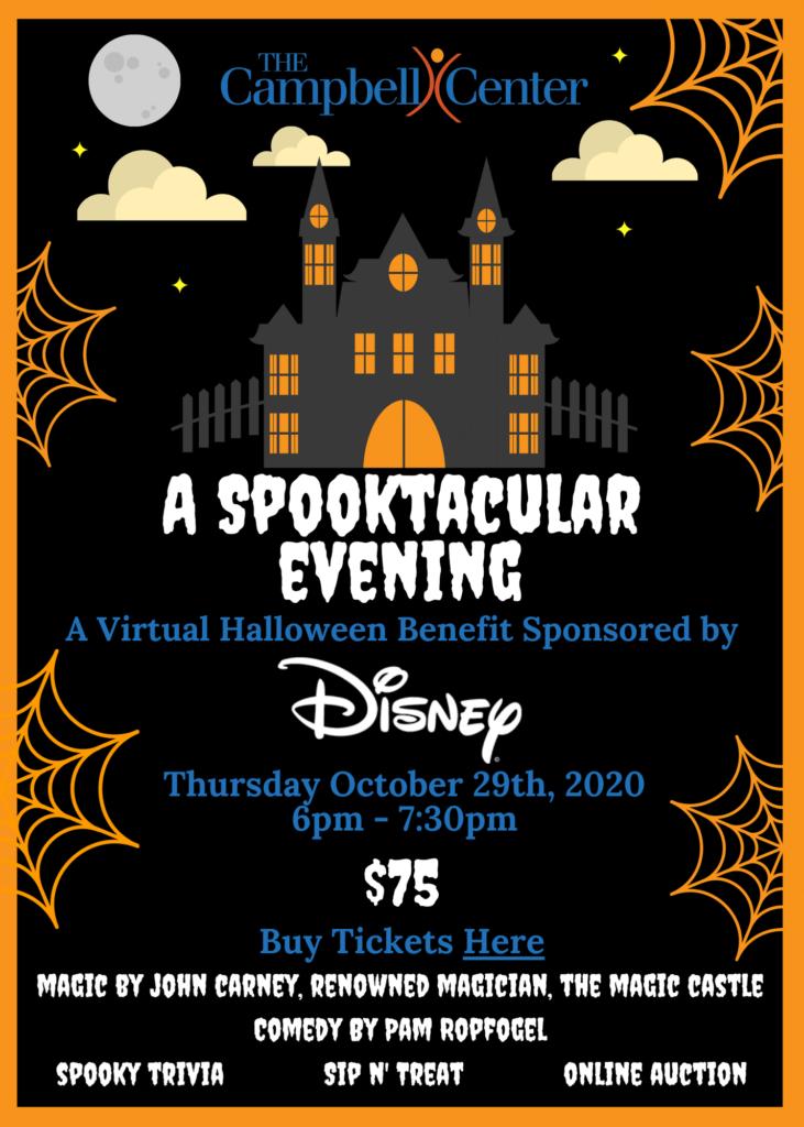 Halloween Event Invite